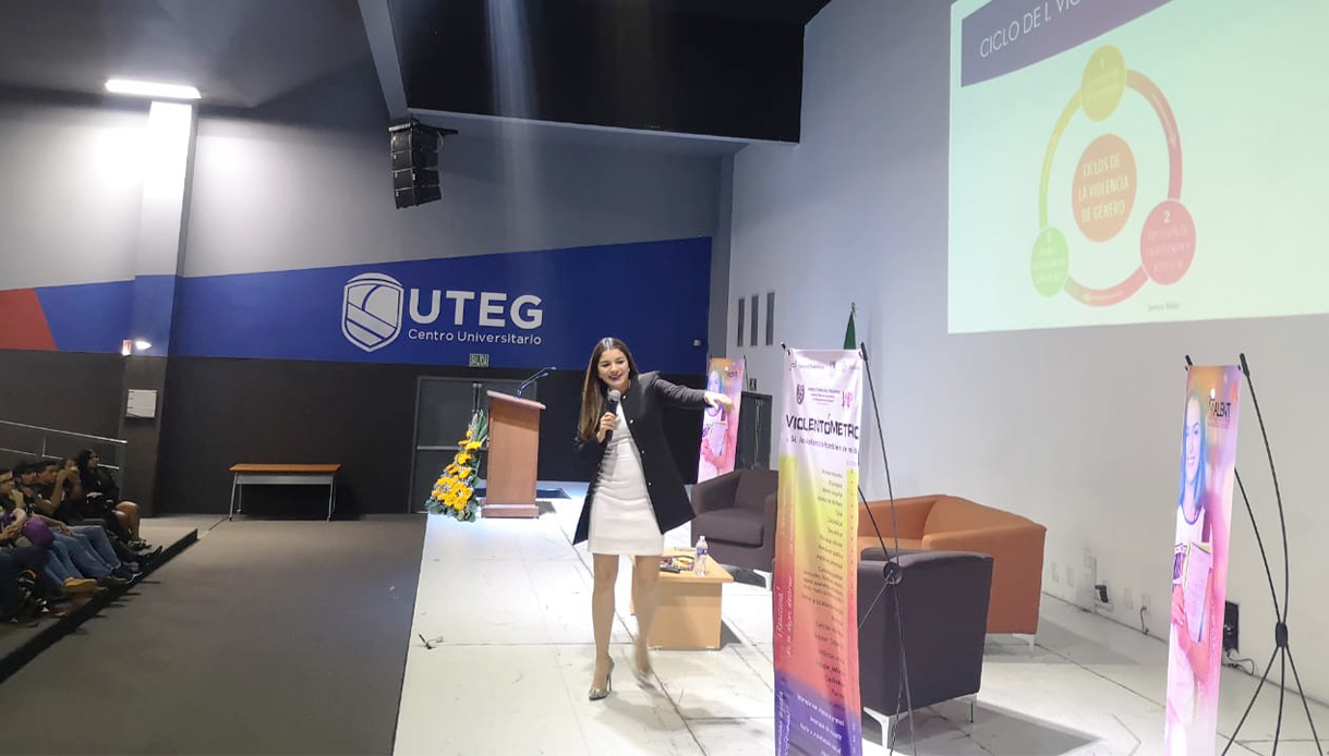 Inauguración Talent College UTEG 2019